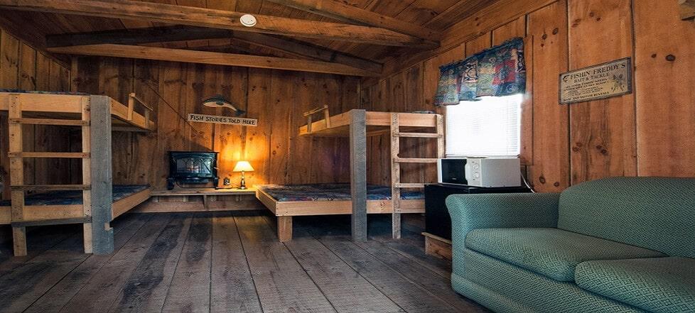 Camping Cabins Cherokee NC