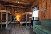 Camping Cabins near Cherokee NC