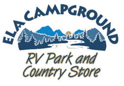 Bryson City Campground near Cherokee North Carolina